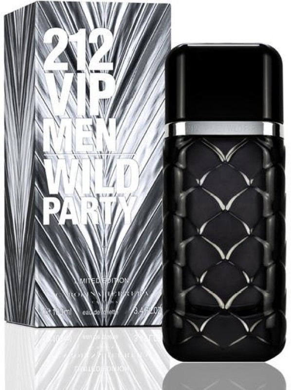 212 vip WILD PARTY Eau de Toilette - 100 ml(For Men)