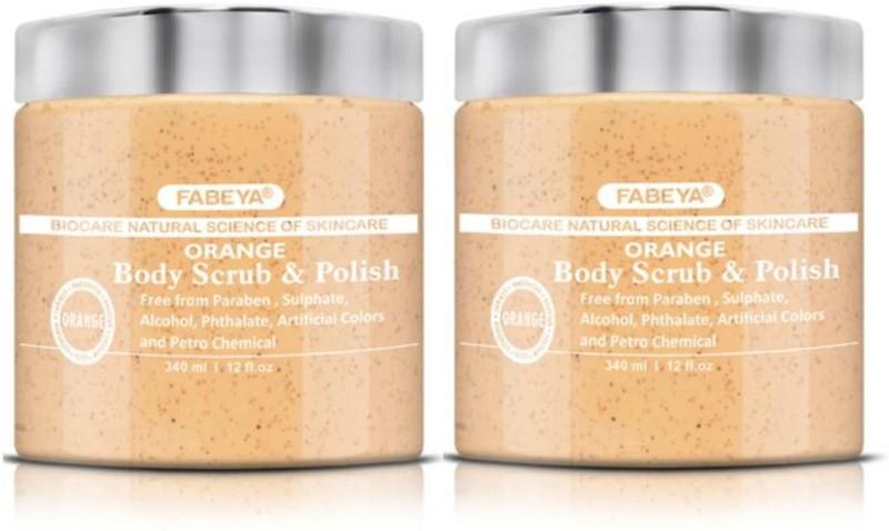 FABEYA BioCare Orange Scrub(340 ml)