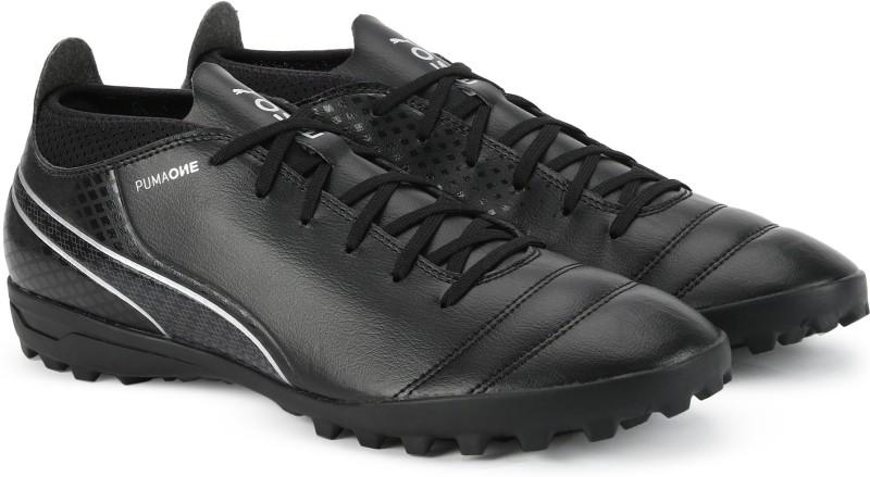 a5d986b491cb -50% Puma ONE 17.4 TT Football Shoes(Black)