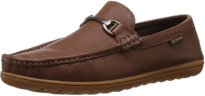 Lee Cooper LC2036 Loafers For Men(Tan)