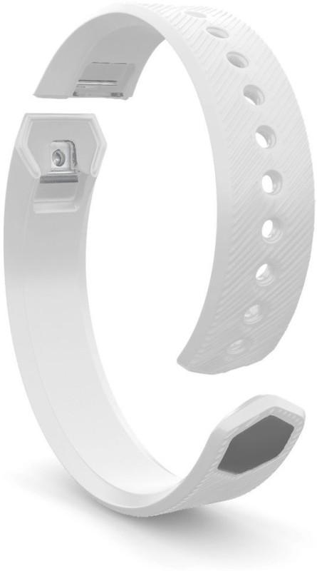 invella Fitbt alta white Smart Band Strap(White)