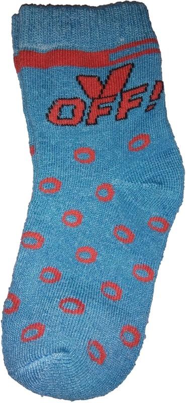 Aadikart Baby Boys & Baby Girls Ankle Length Socks