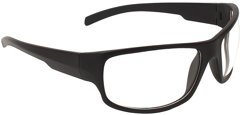 Zyaden Round Sunglasses(Clear) image