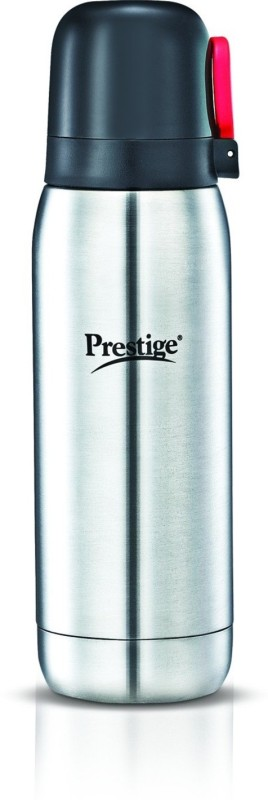 Prestige Flask 500 500 ml Flask(Pack of 1, Silver)