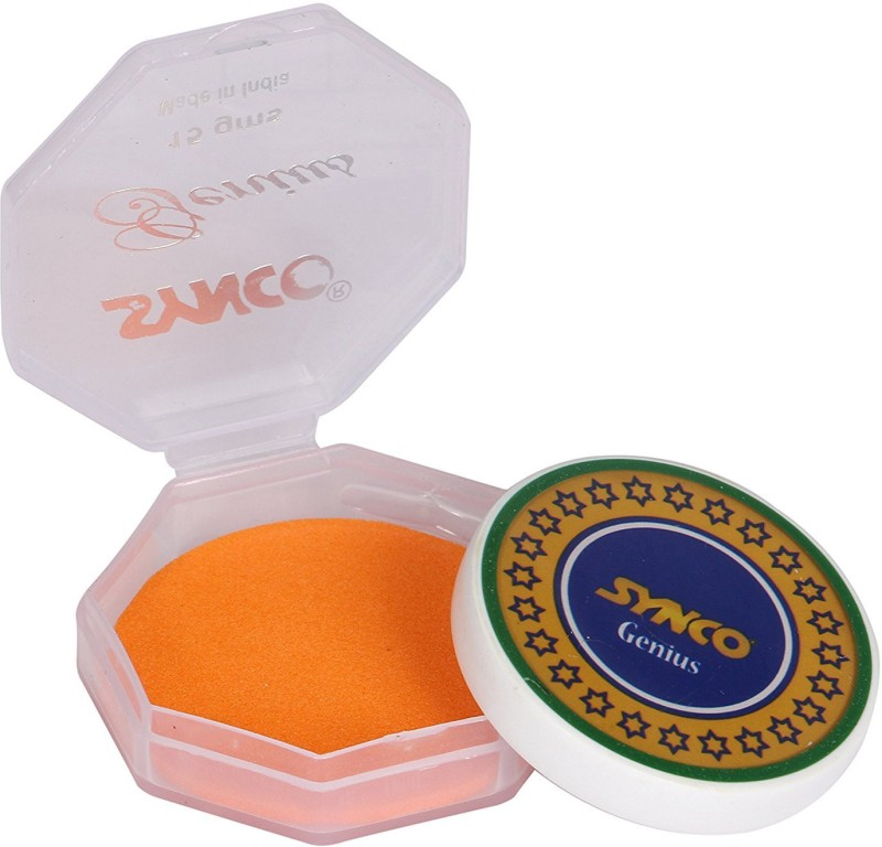 Synco Plastic Carrom Striker(Multicolor)