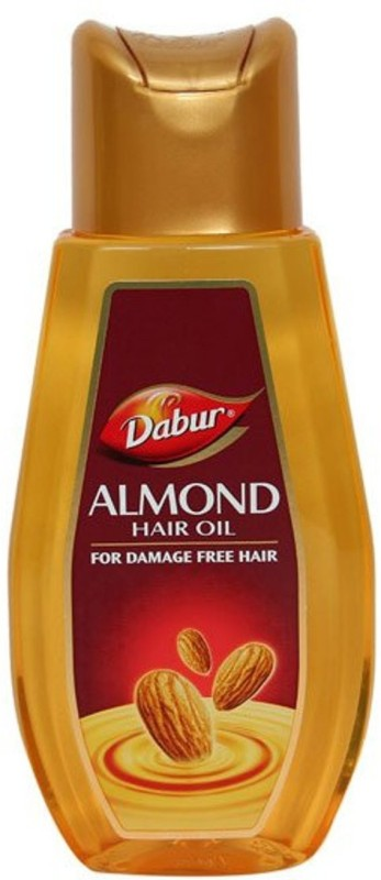 Dabur ALMOND HAIR OIL 200ml Hair Oil(200 ml)