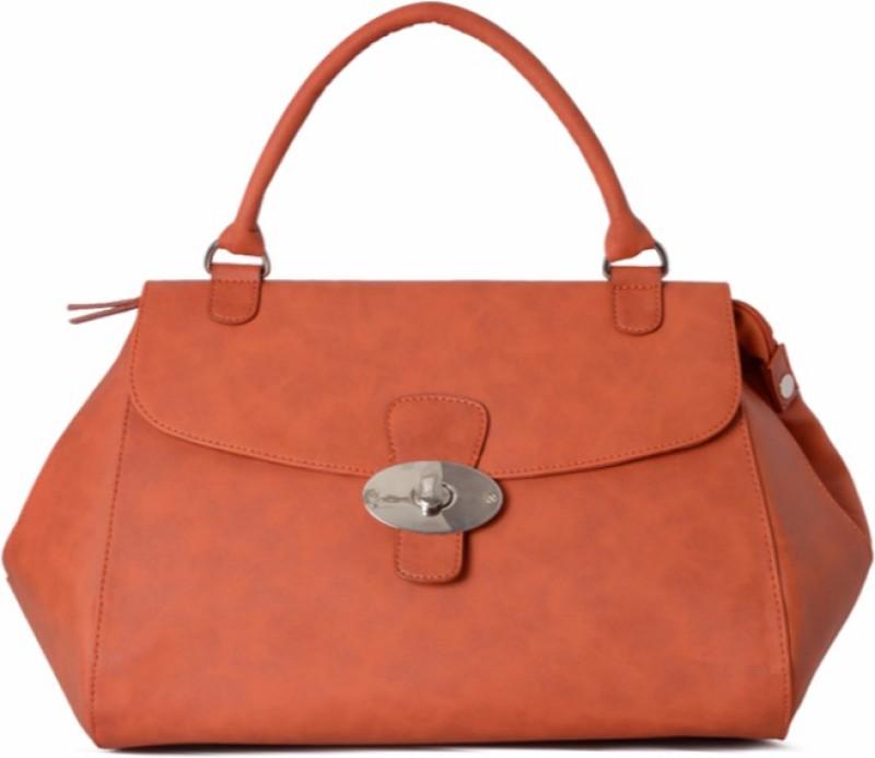 Baggit Hand-held Bag(Orange)
