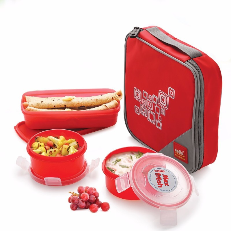 Flipkart - Cello & more Lunch Box & Water Bottles