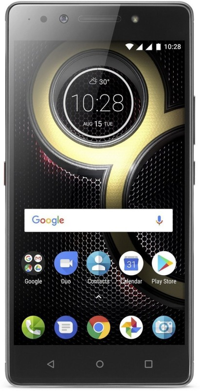 Lenovo K8 Note (Venom Black 64 GB)(4 GB RAM)