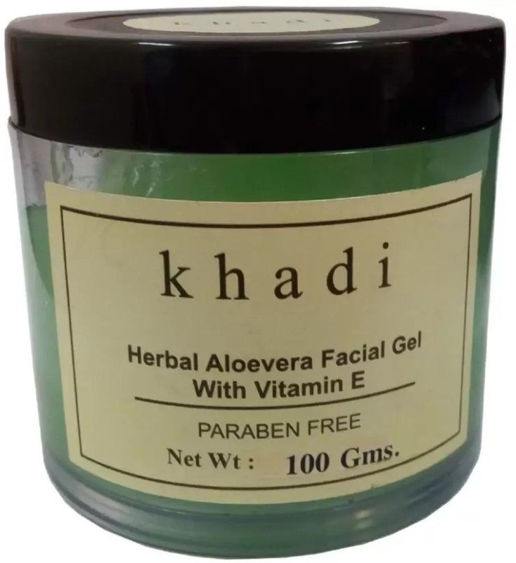 Khadi Herbal NATURAL ALOE VERA MOISTURIZER LOTION(200 ml)