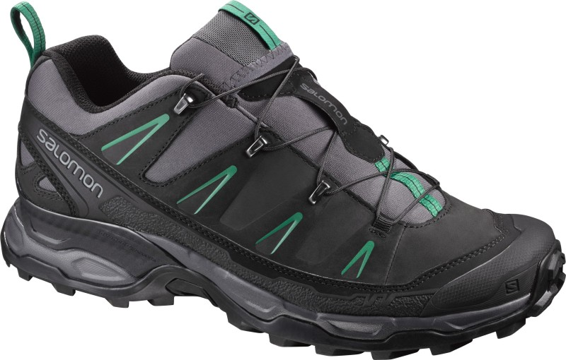 Salomon X ULTRA LTR Hiking & Trekking Shoes For Men(Black)
