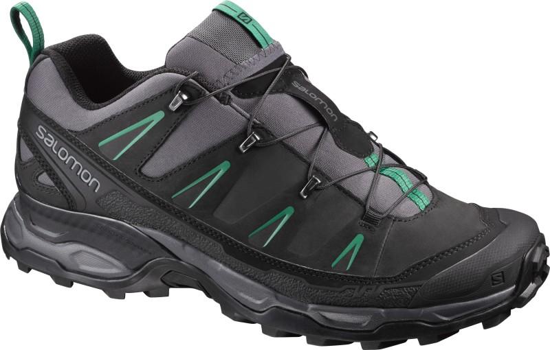 Salomon X ULTRA LTR Hiking & Trekking Shoes For Men(Black)