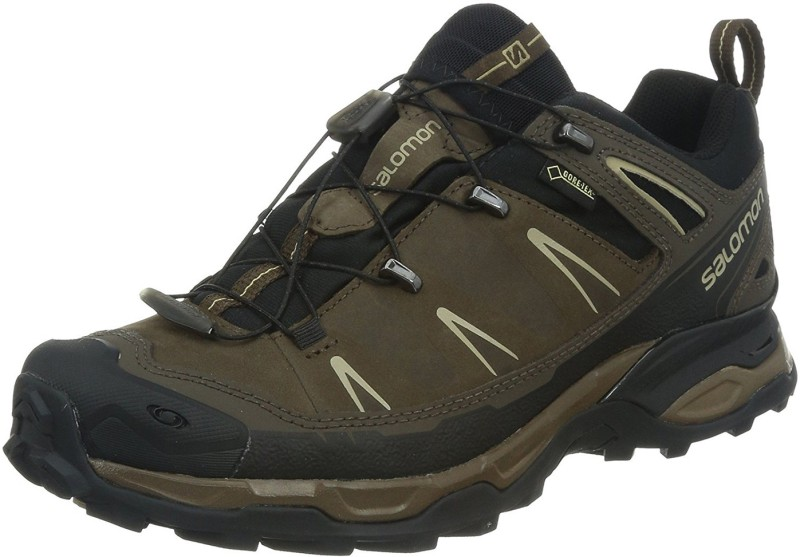 Salomon X ULTRA LTR GTX Hiking & Trekking Shoes For Men(Brown)