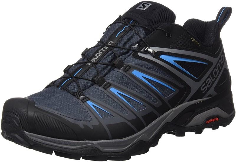 Salomon X ULTRA 3 GTX Waterproof Hiking & Trekking Shoes For Men(Black)
