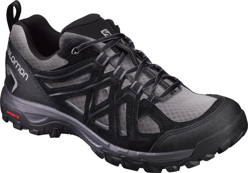 Salomon EVASION 2 AERO Multifunction Hiking & Trekking Shoes For Men(Black)