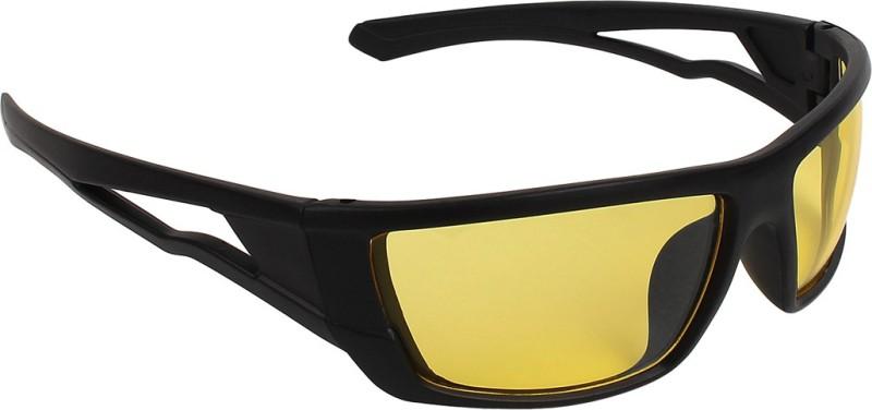 Zyaden Round Sunglasses(Yellow)
