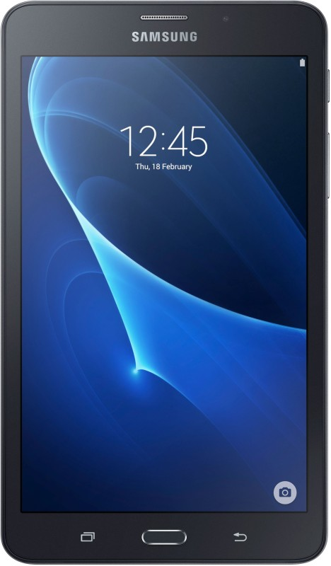 Samsung Galaxy Tab A 8 GB 7 inch with Wi-Fi+4G Tablet(Black)