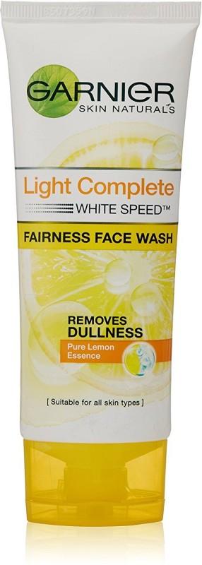 Garnier light complete fairness face wash Face Wash(100 g)
