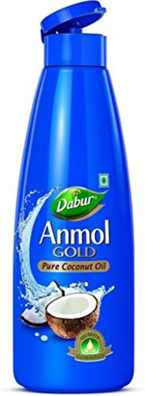 Dabur Anmol Gold Pure Coconut Oil, 500ml Hair Oil(500 ml)