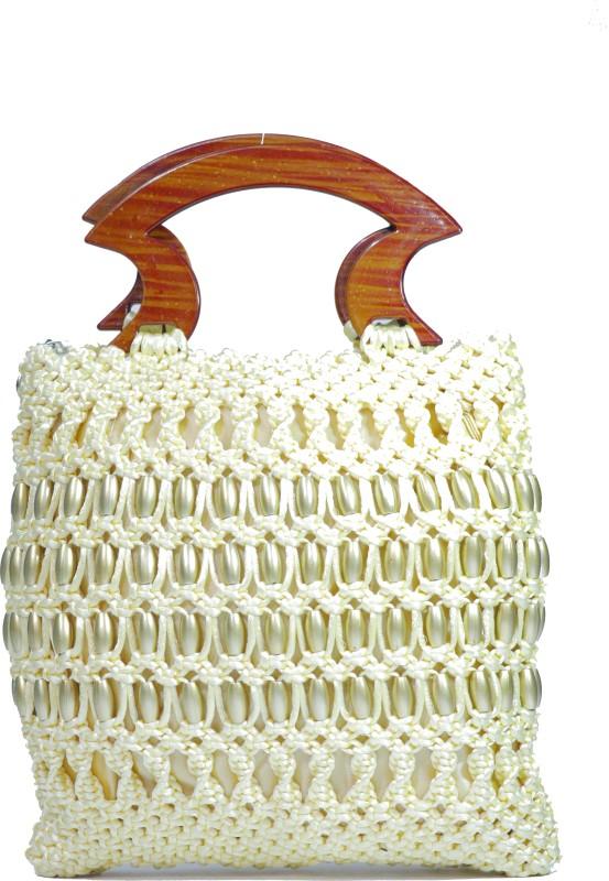 RITA'S Women Gold Hand-held Bag