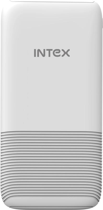 Intex 12000 mAh Power Bank (Power Bank, IT-PB12K Poly-01)(White, Lithium Polymer)