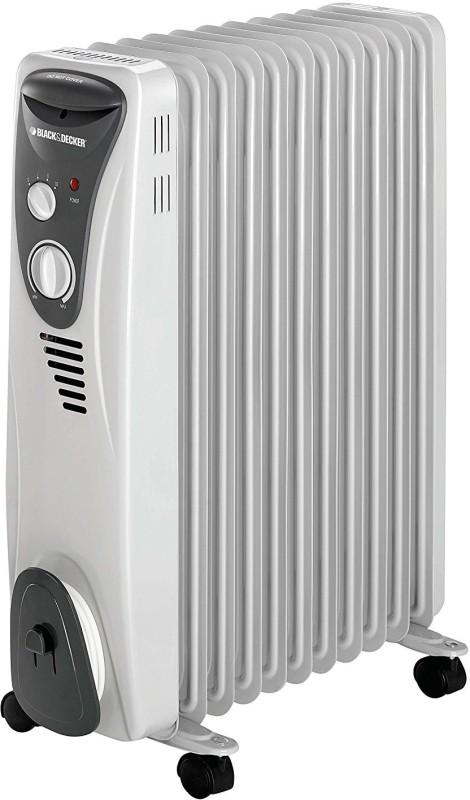 Black & Decker OFR - OR09C-IN Oil Filled Room Heater