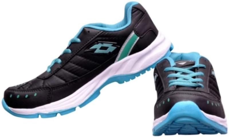 The Scarpa Shoes Loto Black For Men(Black)