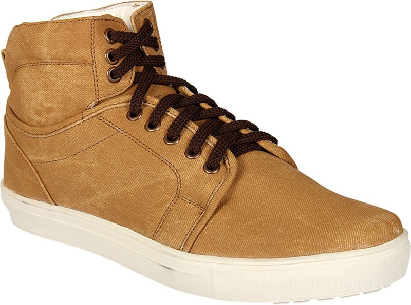 Knotty Derby Sneakers For Men(Tan)