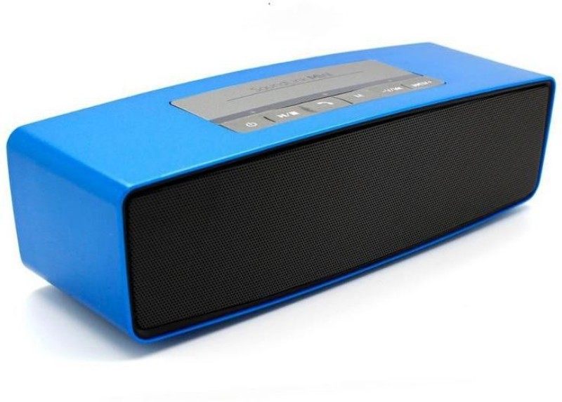 Raptas S205 Attractive Bass Sound with FM/TF Card Slot 5 W Bluetooth Speaker(Portable, Stereo Channel)