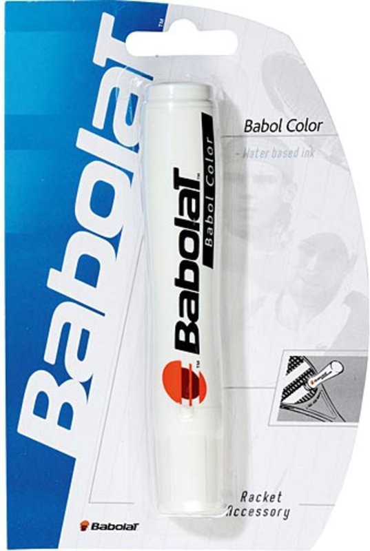 Babolat BABOL COLOR(White, Pack of 1)