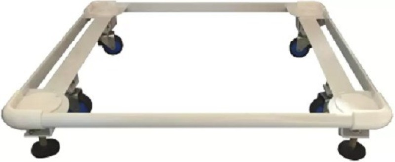 ampereus Front Load Washing Machine Stand Heavy Duty suitable for 7Kg, 7.5Kg, 8Kg Washing Machine Trolley
