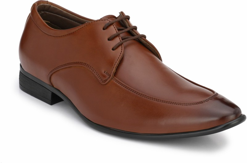 Prolific Derby For Men(Tan)