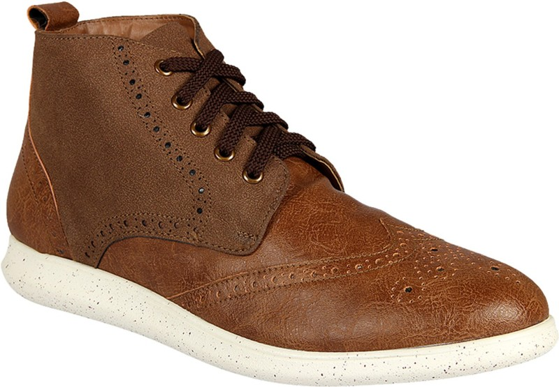 Knotty Derby Casuals For Men(Tan)