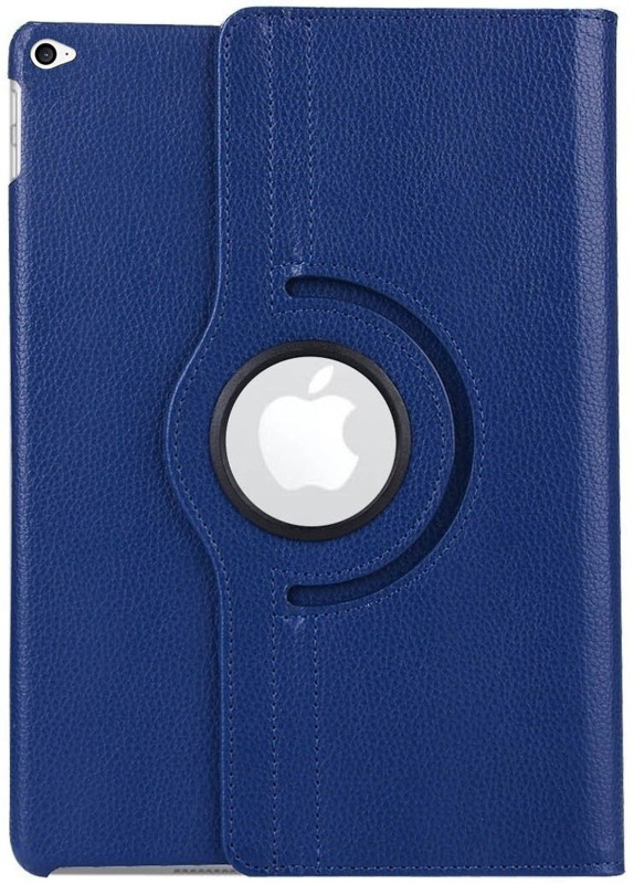 Flipkart SmartBuy Book Cover for Apple iPad Air 2(Blue, Artificial Leather)
