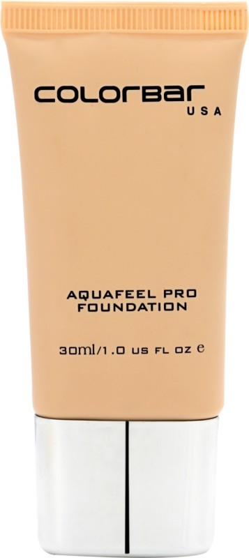 Colorbar Aqua Feel Pro Foundation(Apple Crunch, 30 ml)