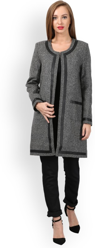 Allen Solly Full Sleeve Solid Womens Jacket