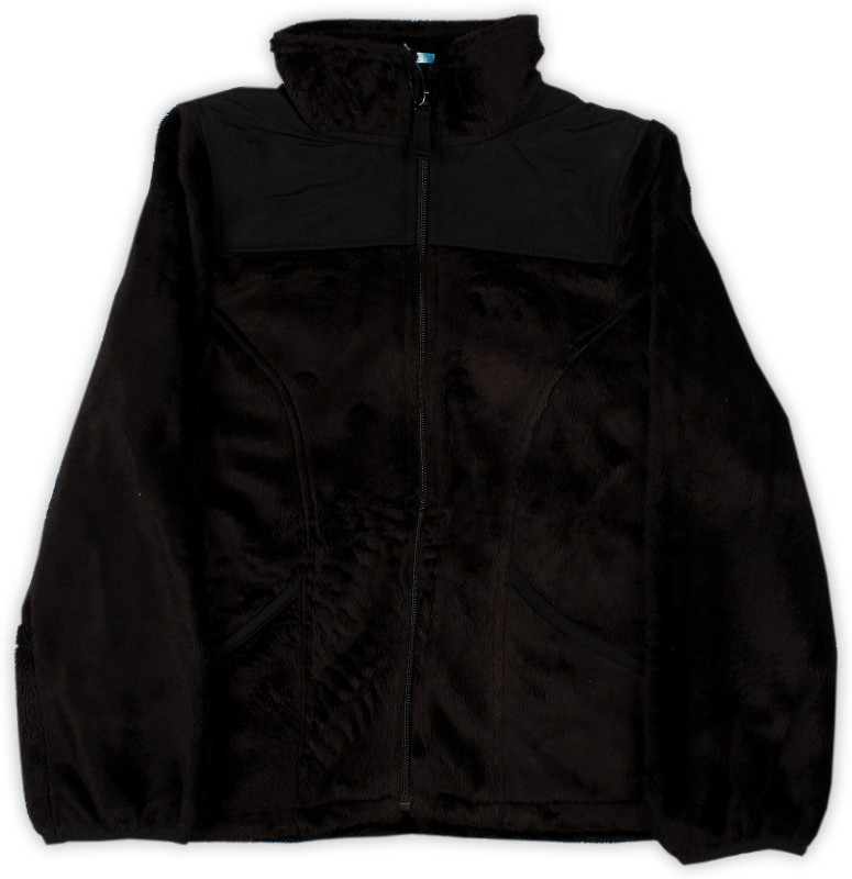 The Childrens Place Full Sleeve Solid Girls Jacket