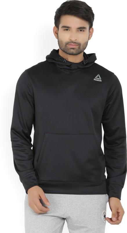 REEBOK Full Sleeve Self Design Mens Jacket