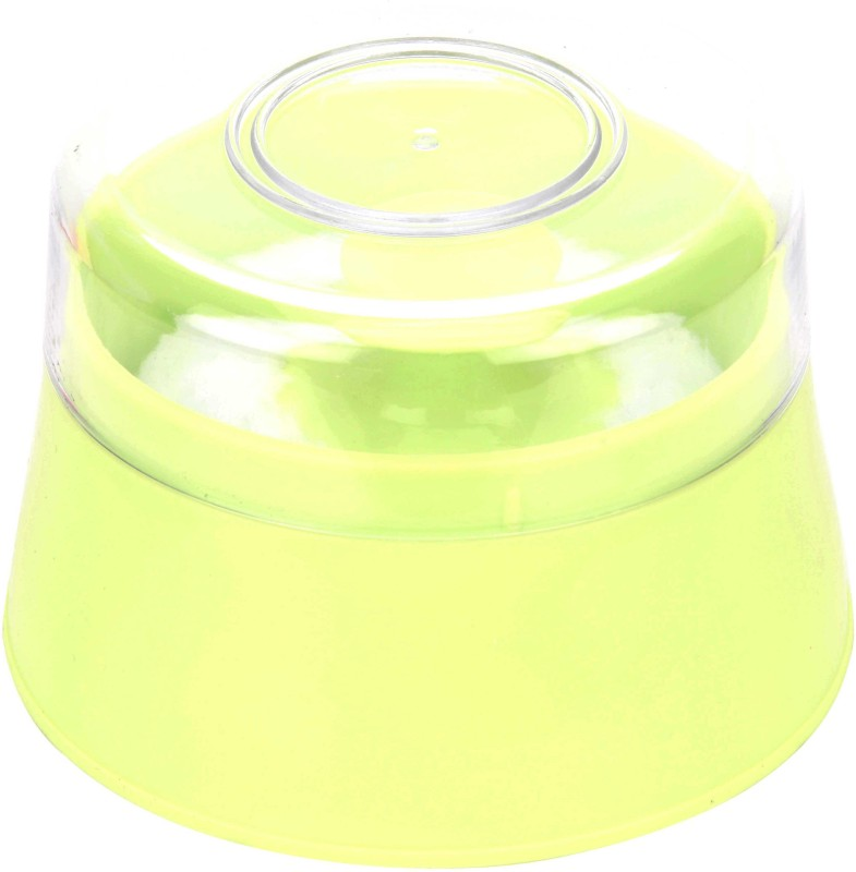 GoodStart Green Polyester Fibre Powder Puff & Case For Babies(Green)