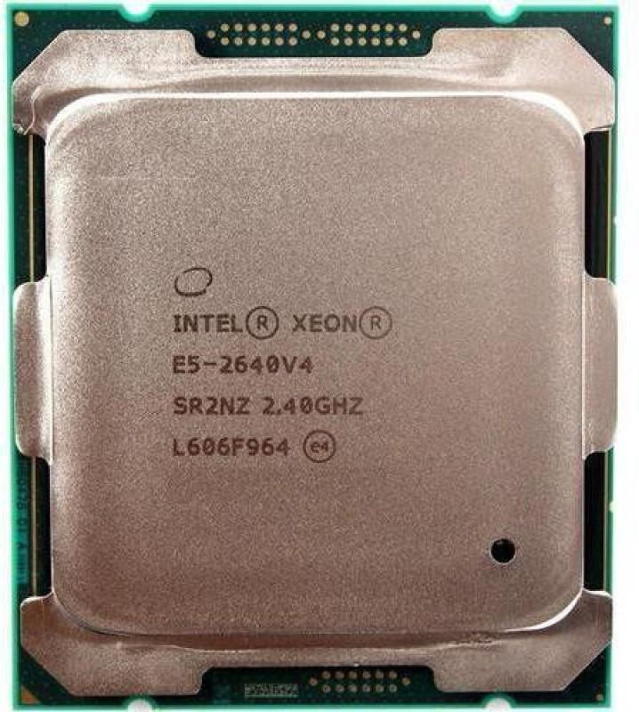 Intel 2.40 GHz FM2 2640v4 Processor(Grey) image