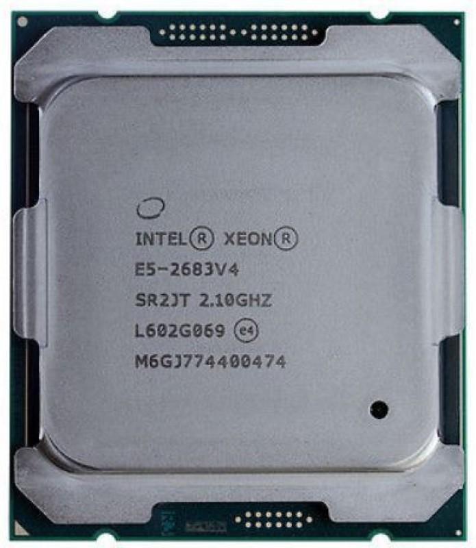 Intel 2.10 GHz LGA 775 E5 2683 v4 Processor(Grey) image