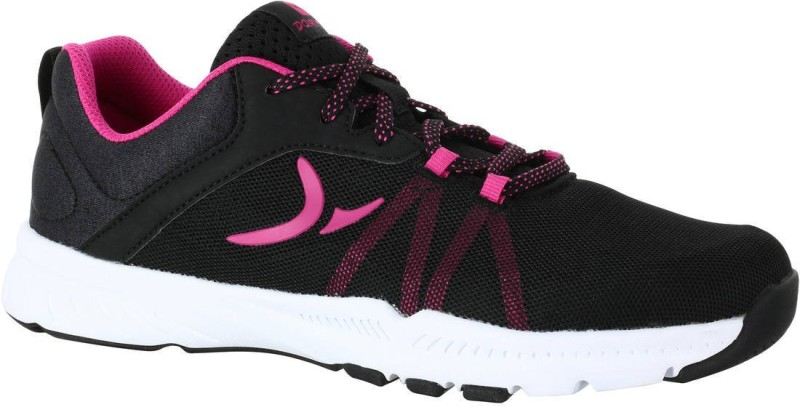 DOMYOS by Decathlon Badminton Shoes For Women(Black)