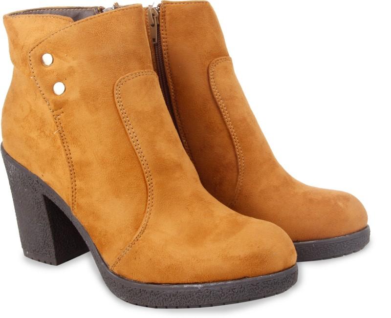 Catwalk Boots For Women(Brown)