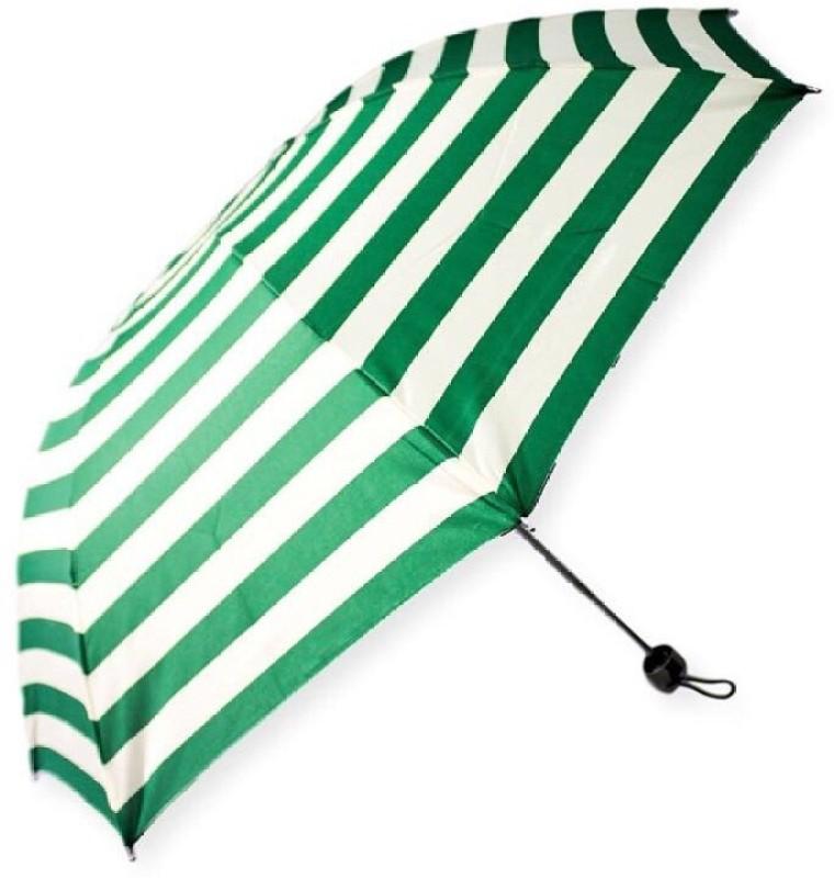 matrix enetrprises ME005 Umbrella(Green, Beige)