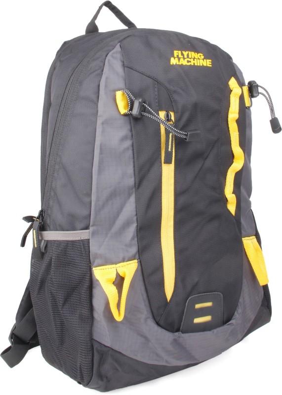 6aad5b2519 Flying Machine FMLO8052 18 L Backpack(Black