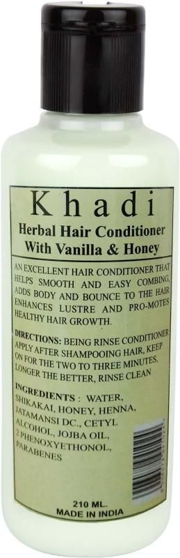 Khadi Herbal Vanila & Honey Hair Conditioner(210 ml)