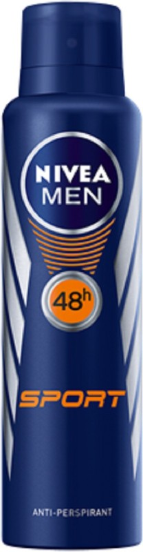 Nivea Men Sport Deodorant Spray - For Men(150 ml)