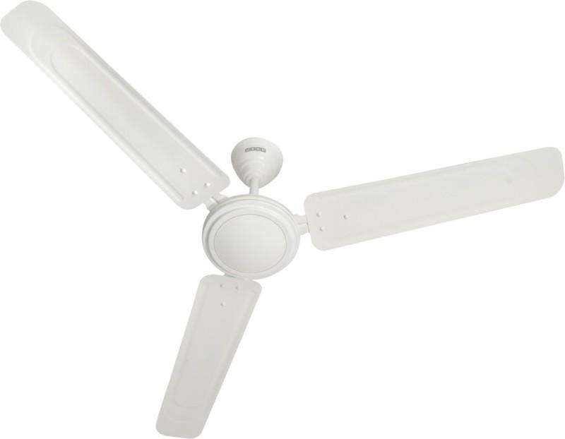 Usha Apoloo LX 3 Blade Ceiling Fan(White)