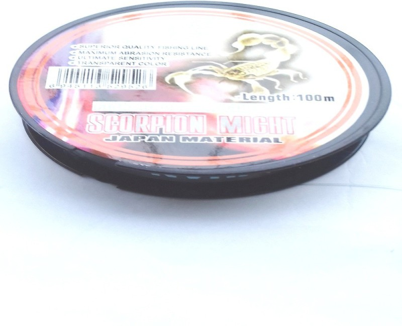JUST ONE CLICK Monofilament Fishing Line(Multicolor)