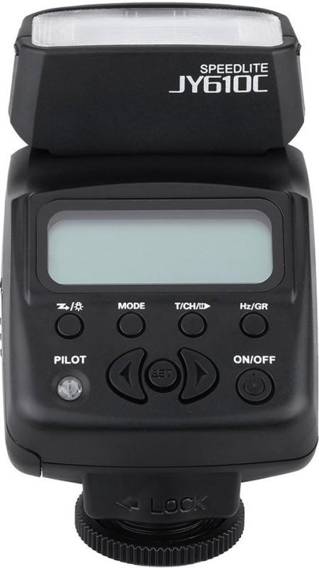Axcess AX-JY610-C TTL Mini Pocket Flash Speedlite Flash(Black)